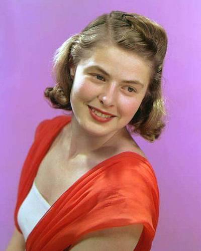 Ingrid Bergman фото
