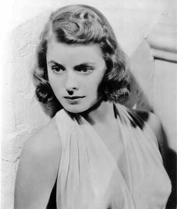 Ingrid Bergman picha