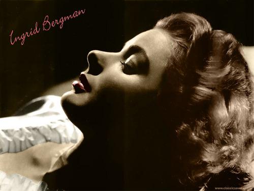 Ingrid Bergman 壁紙