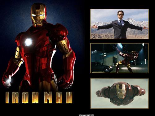 Iron Man 壁紙