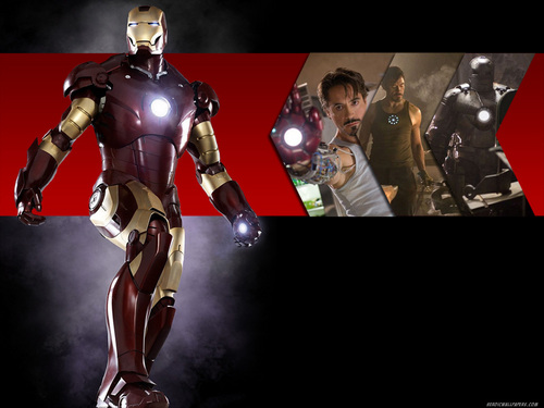 Iron Man Wallpaper - iron-man Wallpaper