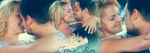 Izzie & Alex