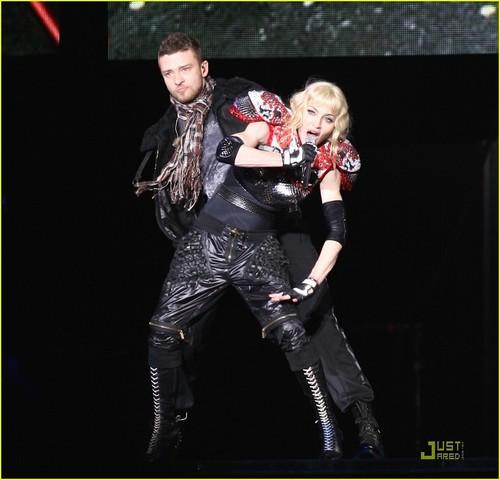 JT & Madonna