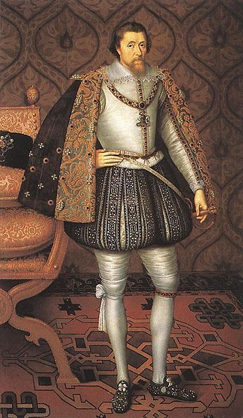 James I of England, James VI of Scotland