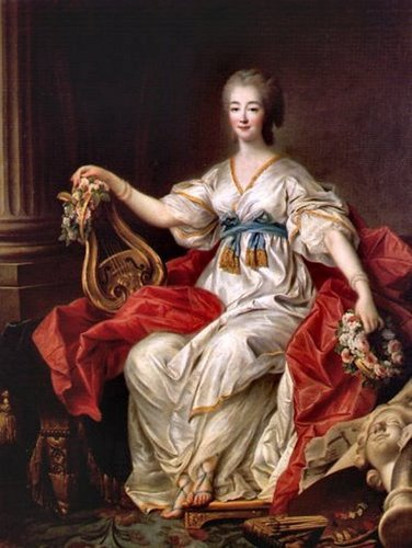 Jeanne Becu, Madame du Barry