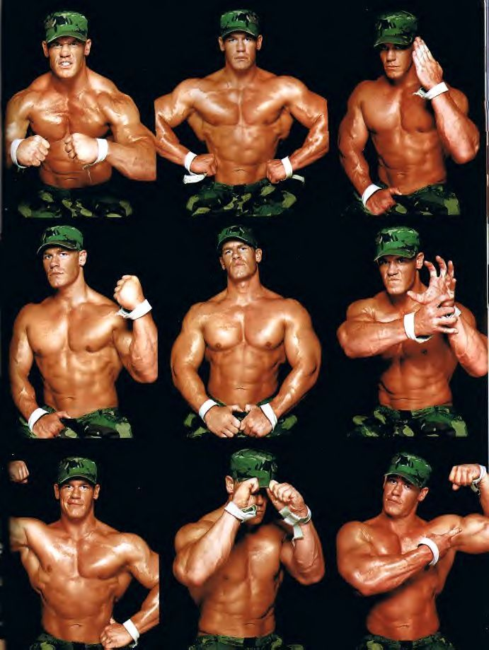 John Cena Flexing - Bing images