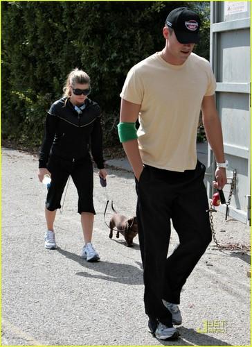 Josh & Fergie