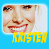 Kristen Bell photo titled KB
