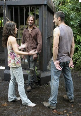Kate Austen Nawawala Behind The Scenes
