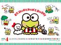 Keroppi - keroppi wallpaper