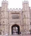 King Henry VIII Gate at Windsor Castle
