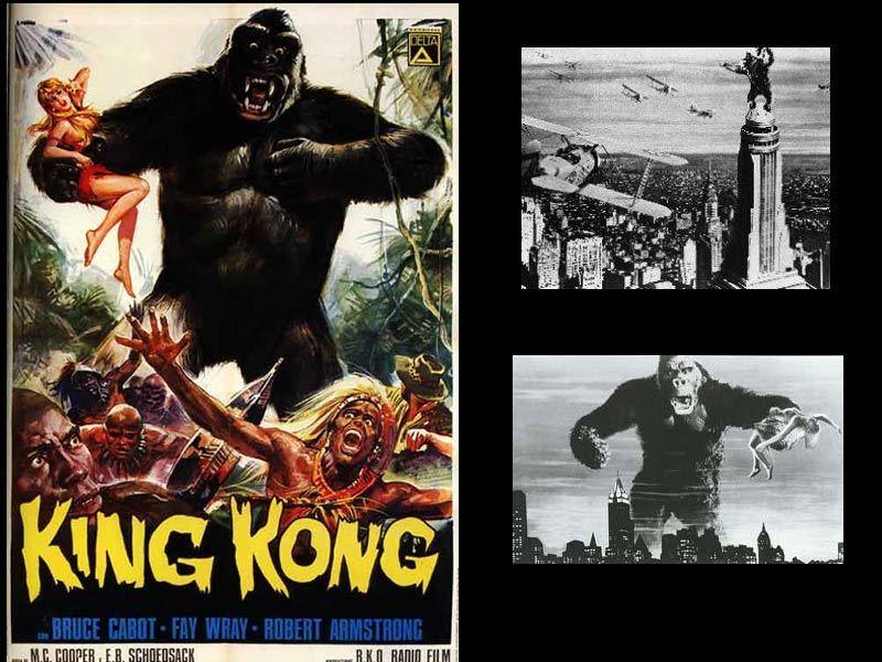 King Kong 1933 King Kong Wallpaper 2702832 Fanpop