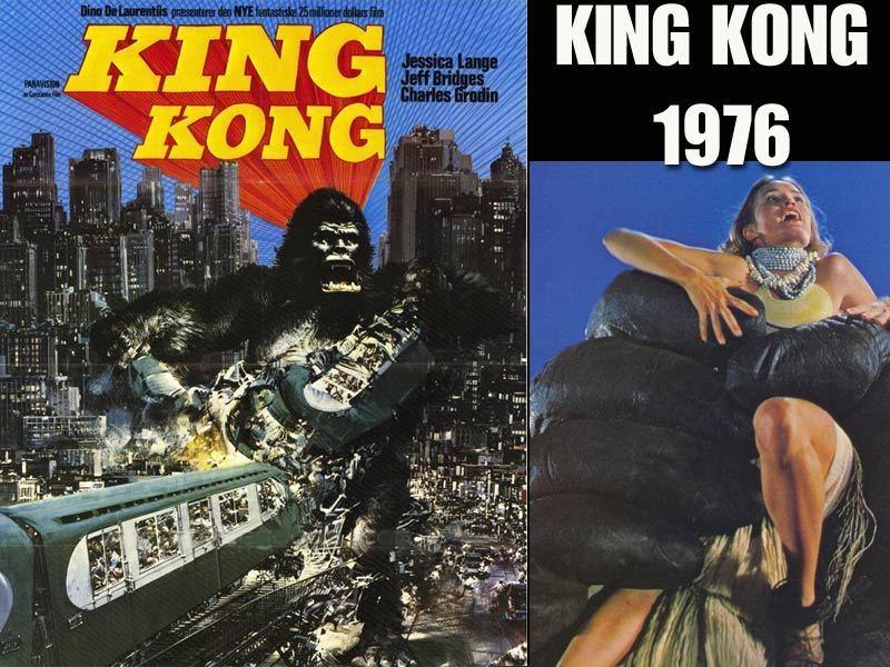 king kong poster 1976  eBay