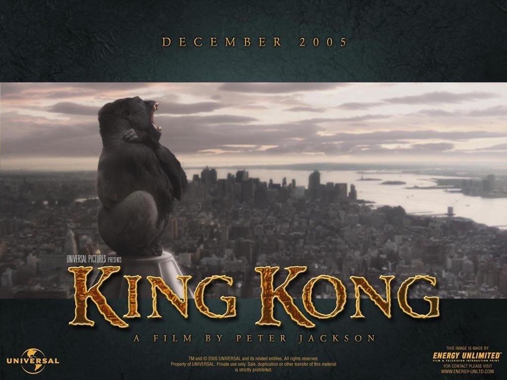 king kong images king kong 2005 movie poster hd wallpaper