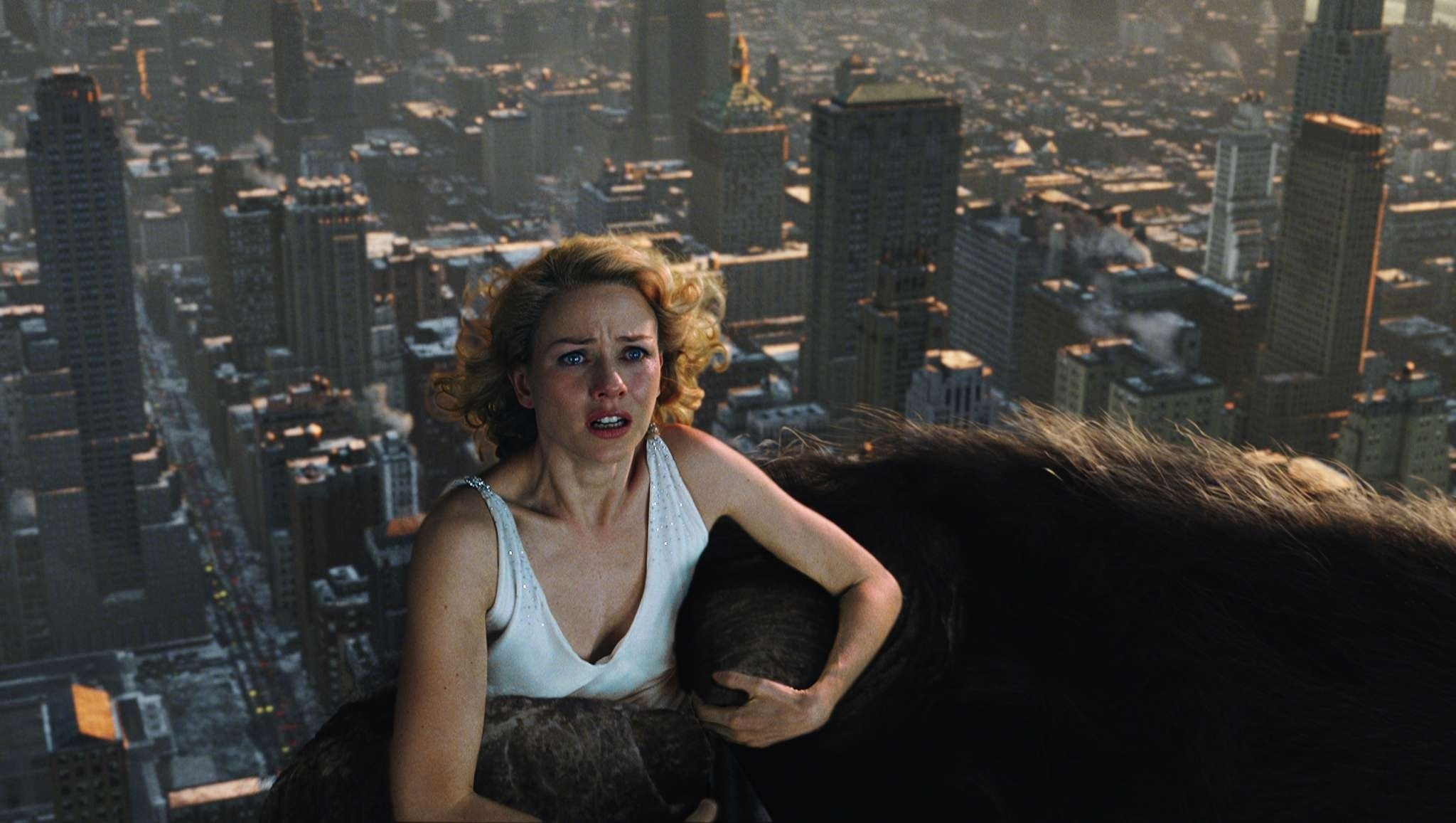King Kong 2005 - King Kong Image (2731622) - Fanpop King Kong Empire State Building With Girl