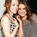 Kris & Nikki at MTV's Spoilers - twilight-series photo