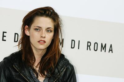Kristen @ Rome Film Festival Photocall 2008