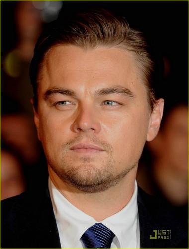 Leo @ Body of Lies premiere in 런던