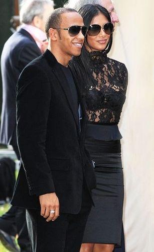 Lewis and Nicole