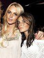 Lindsay and Ali Lohan