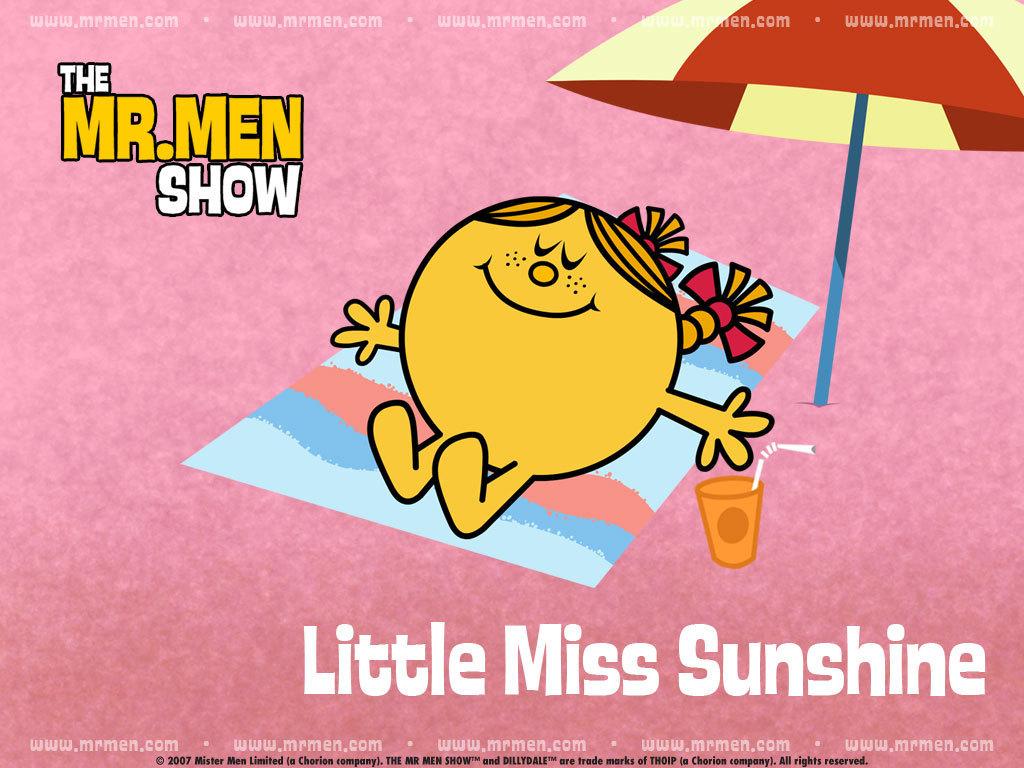 Little Miss Sunshine   Cartoon Network Photo (2773392)   Fanpop ...