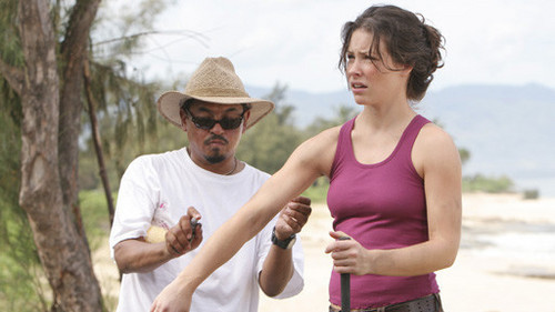 Nawawala Behind The scenes Kate Austen