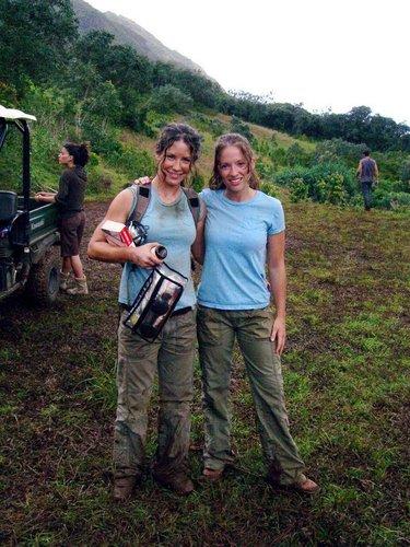 लॉस्ट Behind The scenes Kate Austen