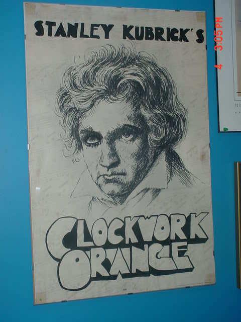 beethoven music in the clockwork orange