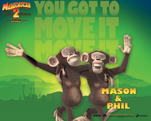 Mason & Phil