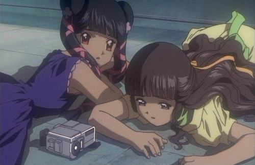 Meilin & Tomoyo
