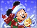 Mickey muis Christmas