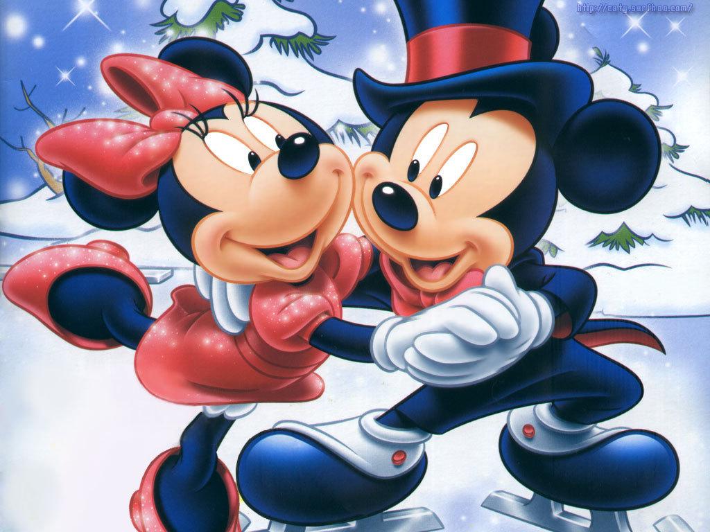 Mickey souris Christmas