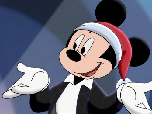 Mickey মাউস বড়দিন