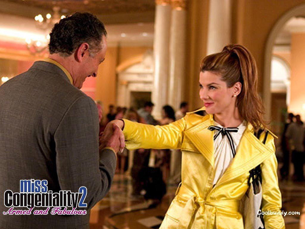 miss congeniality Watch miss congeniality movie trailer and get the latest cast info, photos, movie review and more on tvguidecom.