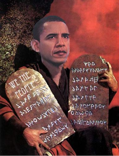 Moses Obama