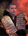Moses Obama - barack-obama fan art