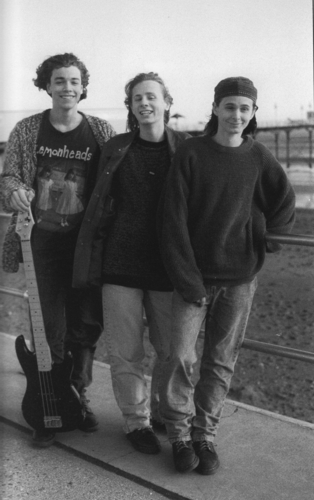 Muse: the early years