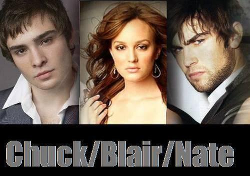 Nate/Blair/Chuck