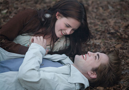 New Still Rob and Kristen