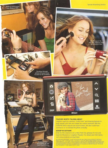 Nikon COOLPIX S60 Ad (Dec 2008)