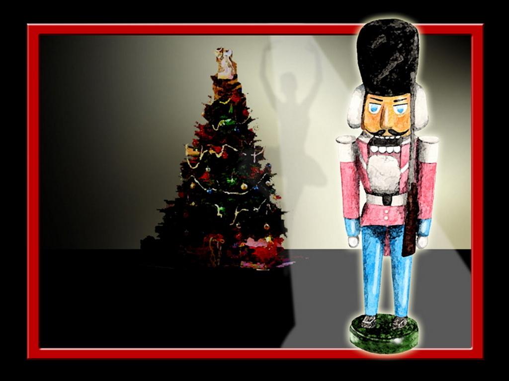 Nutcrackers - Christmas Wallpaper (2735747) - Fanpop