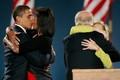 Obamas & Bidens