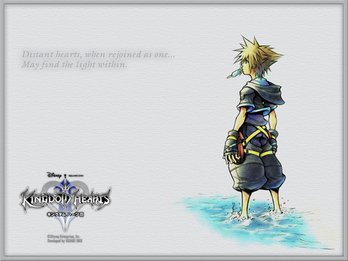 kingdom hearts fondo de pantalla titled Official Kingdom Hearts fondo de pantalla