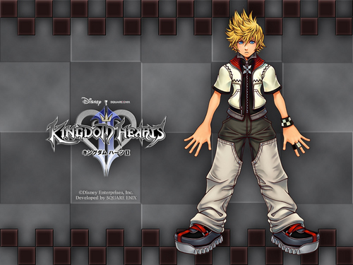 Official Kingdom Hearts achtergrond