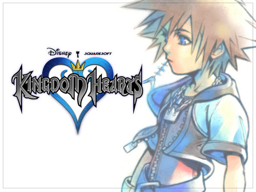 Official Kingdom Hearts Обои