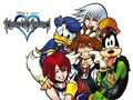 Official Kingdom Hearts Wallpaper - kingdom-hearts wallpaper