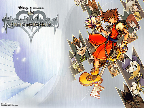 Kingdom Hearts wallpaper called Official Kingdom Hearts Wallpaper