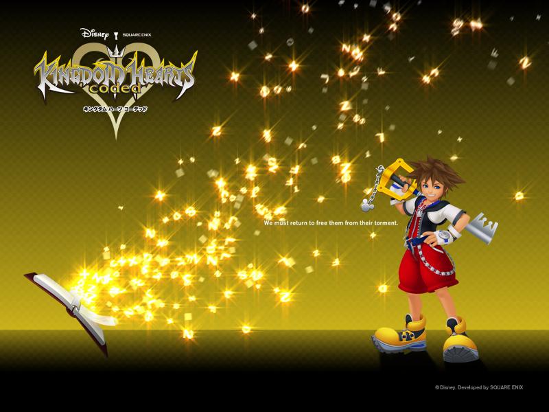 wallpaper of hearts. Kingdom Hearts Wallpaper