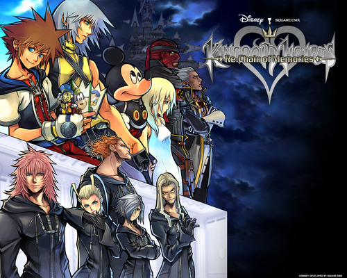 Kingdom Hearts Обои called Official Kingdom Hearts Обои
