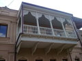 Old Tbilisi. Balcony Of The House